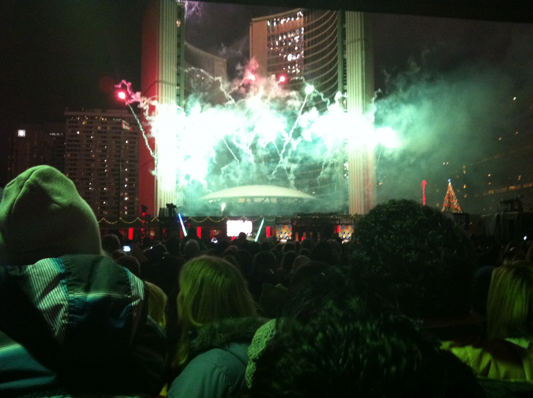 New Year's Eve in Toronto