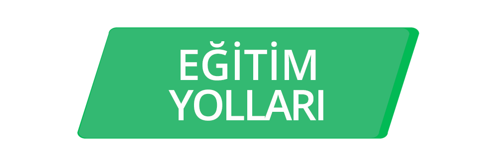 Educational Pathway Turkish EĞİTİM YOLLARI