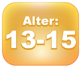 Alter: 13 - 15, Ages 13-15