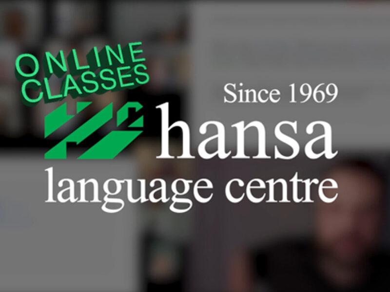 Hansa online classes